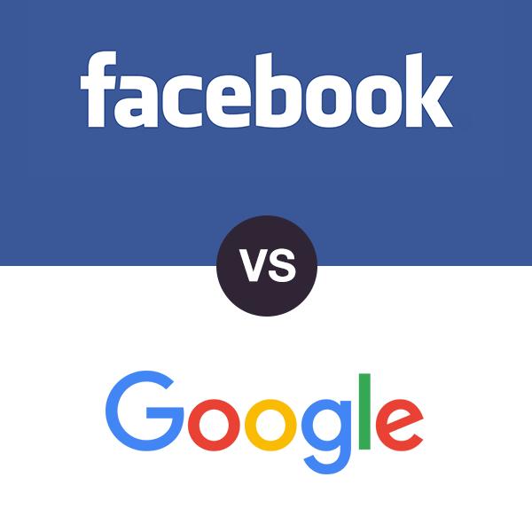 Facebook Vs. Google | ศึกนี้ใครจะชนะ มาดู