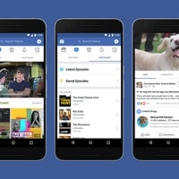 Facebook Watch เวทีสำหรับบรรดาวีดีโอคอนเทนต์บน Facebook