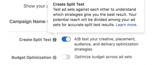 How to Set A/B Testing
