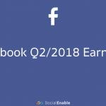 facebook Q2 / 2018