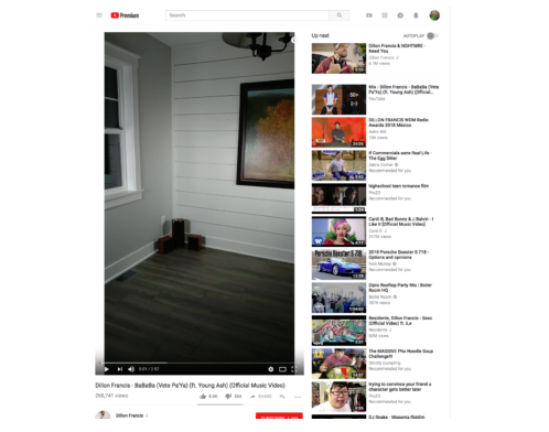 youtube-Vertical Video