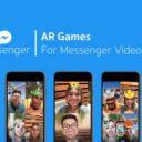 Facebook Messenger | เพิ่มความสนุกของ Video Chat ด้วย AR Games